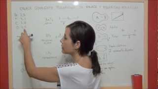 Polaridad del enlace covalente y polaridad de las moléculas covalentes