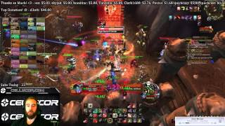 Warlords Of Draenor EPIC Ashran Boss High Warlord
