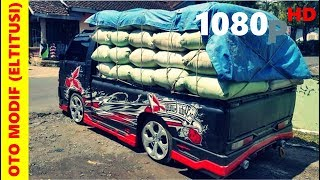 Modifikasi Mobil Pick Up L Bos Muda Gabah Sport Simple Owner Gilanghanzani Rbx Ditonton