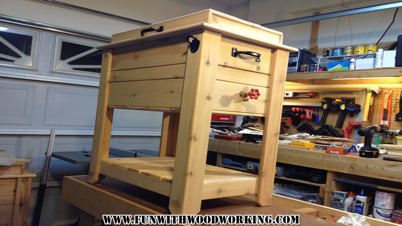 How To Build Trusses For A 10x10 Shed Pallet Ice Chest