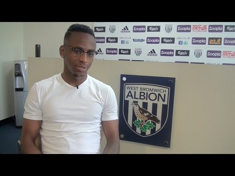 Saido Berahino discusses his breakthrough Premier League season with West Bromwich Albion