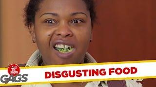 Skrytá kamera - Nechutnosti s jedlom