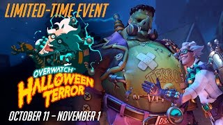 Overwatch - Halloween Terror Frissítés