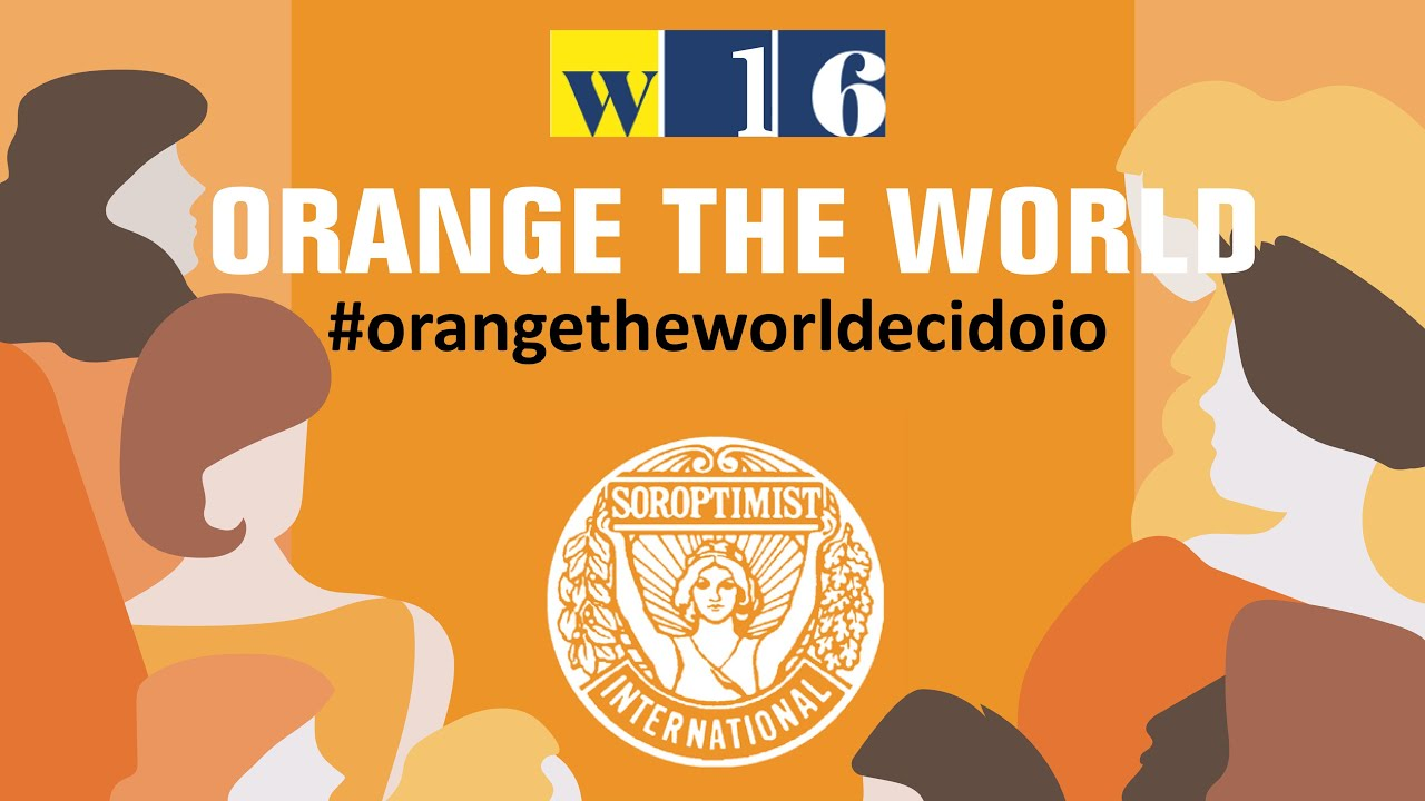Orange the world - Omaggio alle donne vittime di violenza