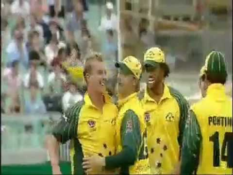 Brett Lee Highlights