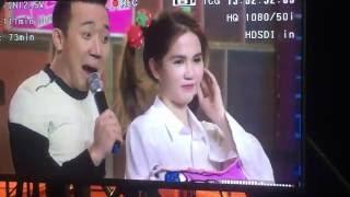 Anh Cứ Đi Đi - Ngọc Trinh - Bà Hari Won coi chừng mất Trấn Thành