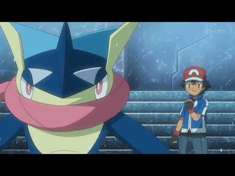Ash vs Wulfric | [FULL GYM BATTLE] - Pokemon XY&Z Episode 27