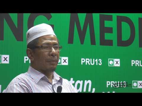 Kenali Calon | N21 Hj Mohd Huzaimy