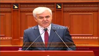 Krijohet komisioni pr reformn n drejtsi  Top Channel Albania  News  L