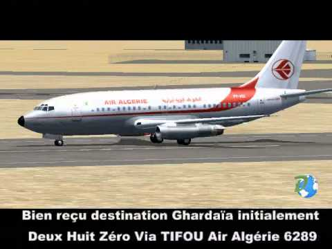 Air algerie crash de tamenrasset vol 6289