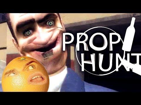 ORANGES, ORANGES, ORANGES, ORANGES! - Prop Hunt
