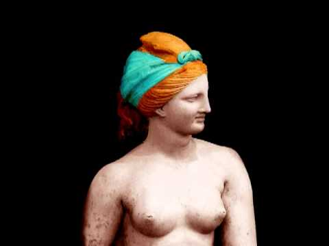 Η αρχαία ελληνική τέχνη με χρώμα!