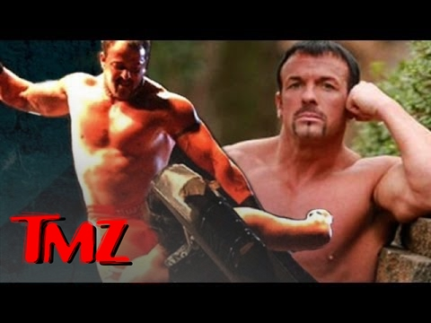 Wrestler Buff Bagwell's New Career:  Man Whore!
