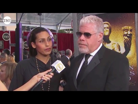 Ron Perlman | Red Carpet | SAG Awards