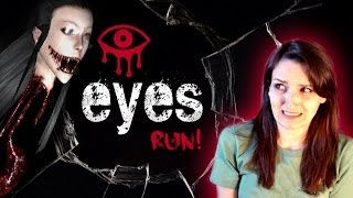 Eyes Horror Game (Funny Facecam Reactions) - F@!& Ghosts, Get Money!!!