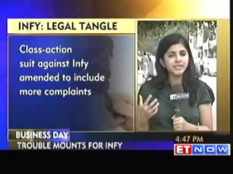 More former employees accuse Infosys of discrimination