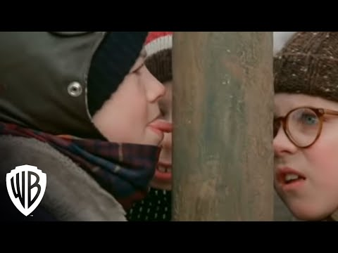 a christmas story sticky tongue youtube