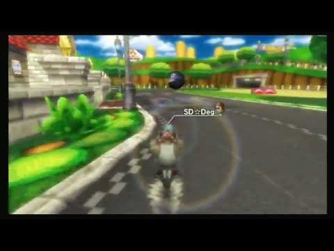 [MKWii] Mario Circuit World Record - 1' 22
