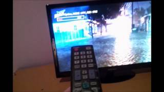 "Tv Samsung 22 "" Para Ver Videos Divx Avi Mkv"
