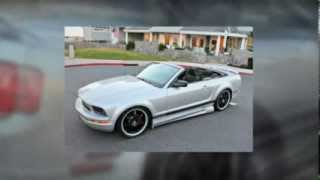 [2006 Ford Mustang For Sale PCH Auto Sports Used Pre Owned Orange] Video