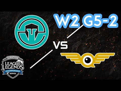 Immortals vs FlyQuest Game 2 | S7 NA LCS Summer 2017 Week 2