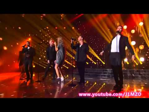 The Top 8 & Boyzone (With Ronan Keating) - Week 5 - Live Decider 5 - The X Factor Australia 2013