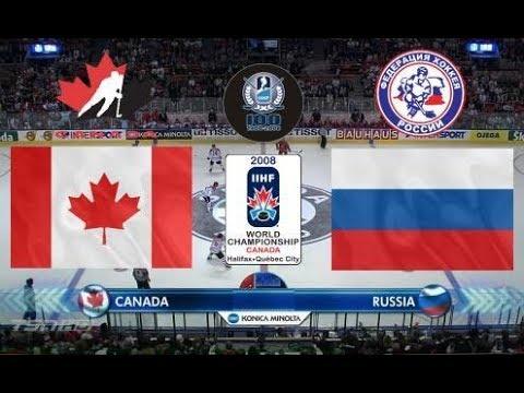 Чемпионат Мира 2009 Финал [ Russia - Canada ] 720p
