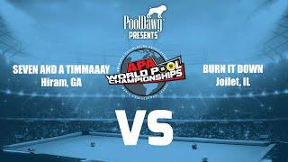2019 APA 9-Ball Championship - World Pool Championship - LIVE FINALS!