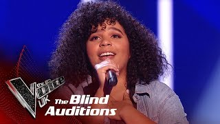 Nicole Dennis' 'Never Enough' | Blind Auditions | The Voice UK 2019