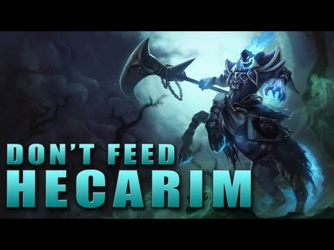 Don't Feed Hecarim -- Champion Spotlight Alternative