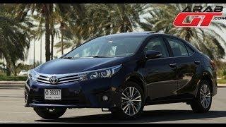 Toyota Corolla 2014 تويوتا كورولا