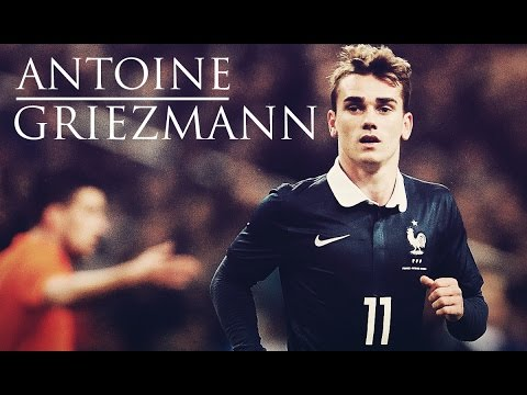 Antoine Griezmann - French Touch - Skills & Goals - 2013-2014 | HD