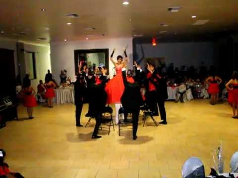 Most Unique Quinceanera Vals Ever!!! azdjinferno