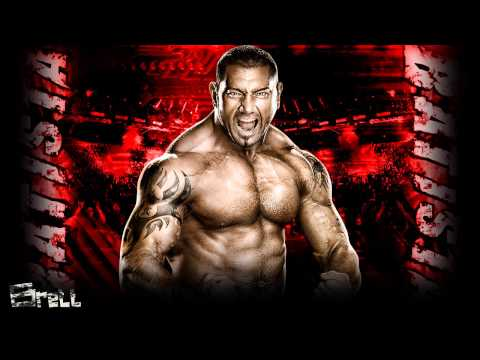 "WWE: Batista 2014 Return Theme Song ► ""I Walk Alone"" by Saliva (iTunes Release),"