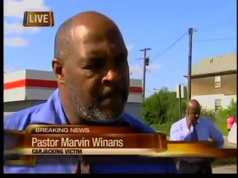 Pastor Marvin Winans carjacked in Detroit