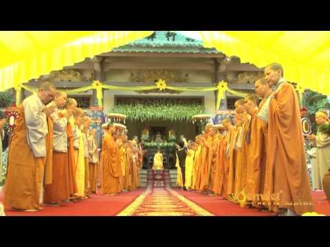 Tang lễ Cố Đại Lão Hòa Thượng Thích Minh Châu