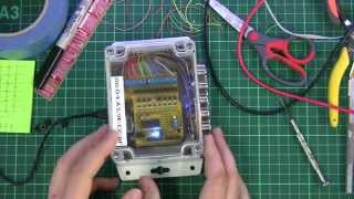 SuperHouseTV #12: Building an Arduino home automation controller