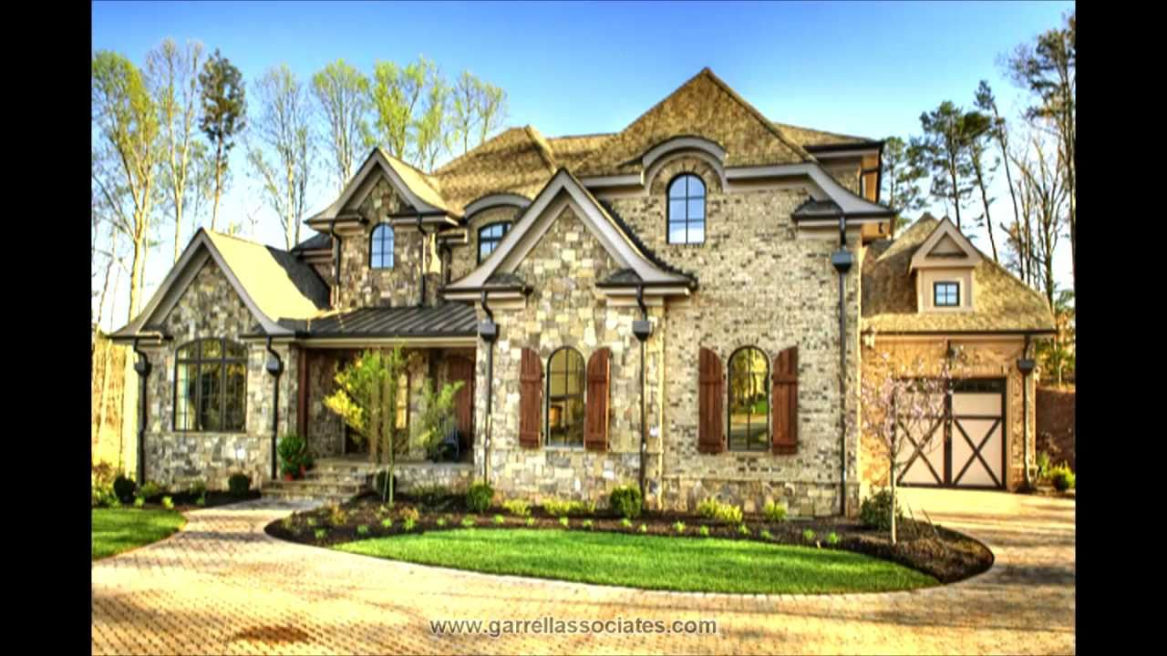 Mon Chateau House Plan 07386 By Garrell Associates Inc