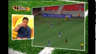 Veja o compacto de Cruzeiro 1 x 1 Shakhtar Donetsk