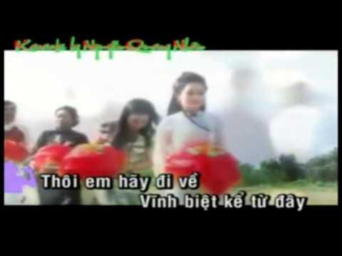 Duong Tinh Doi Nga Hat Voi LamHieu karaoke