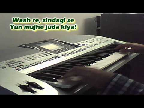 Ye Jism Hai to Kya (Jism 2) Piano Cover By Angad Kukreja