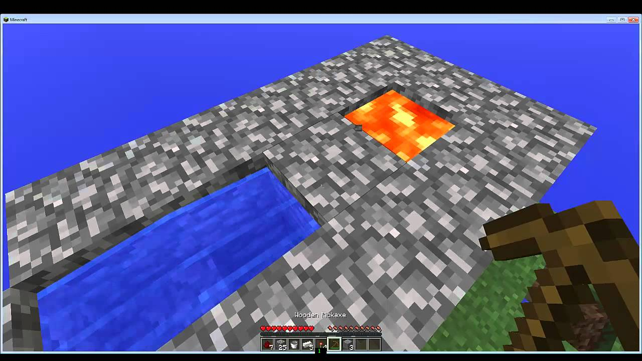 how to get redstone in skyblock