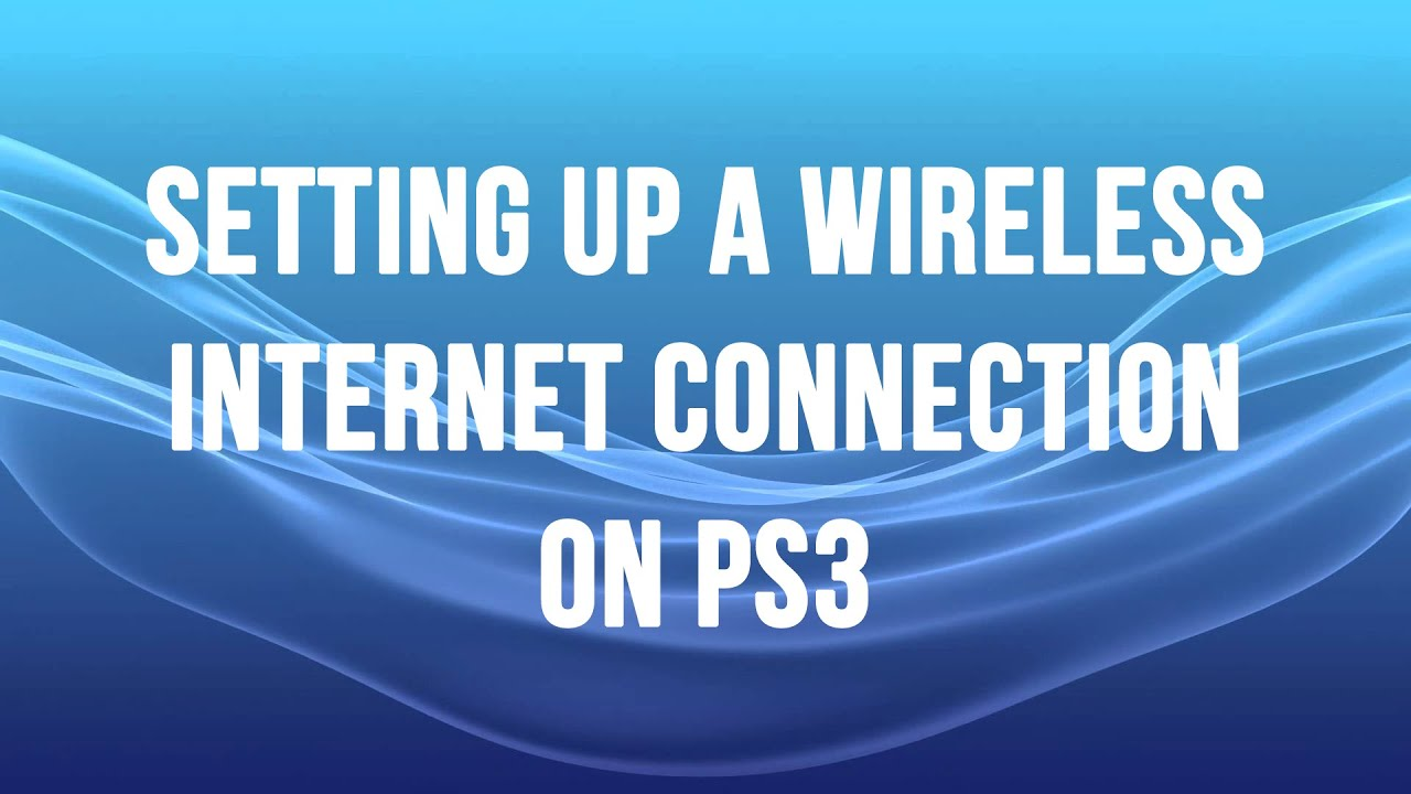 how to connect ps3 to foxtel
