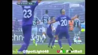 Fiorentina Juventus 4 2 Gol + radiocronaca di David Guetta