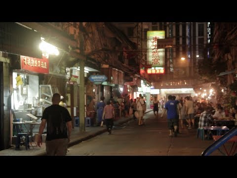 Medical Tourism: Streetfood, Episode 5.5 (Thai Tea)