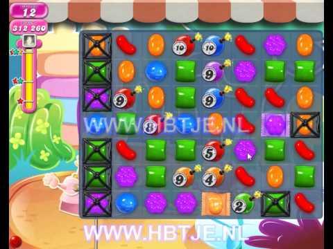 Candy Crush Saga level 646