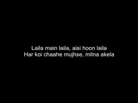 Laila O Laila - Chalo Dilli - With Lyrics!