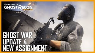 Ghost Recon Wildlands - Ghost War Frissítés #4