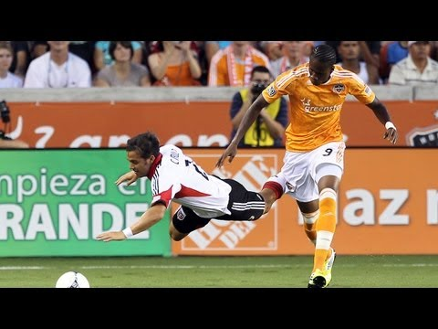 HIGHLIGHTS: Houston Dynamo vs DC United, July 15, 2012