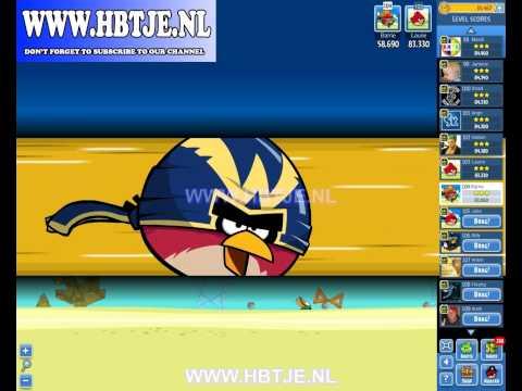 Angry Birds Friends Tournament Week 65 Level 1 High Score 86k (tournament 1)